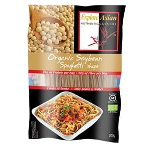 Explore Asian Soybean Spaghetti Organic 200g