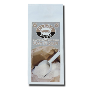 Glebe Farm Oat Flour Gluten & Wheat Free 300g