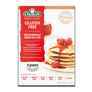 Orgran Buckwheat Pancake Mix 375g