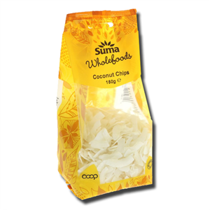 Suma Coconut Chips 150g