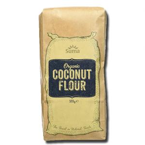 Suma Organic Coconut Flour 500g