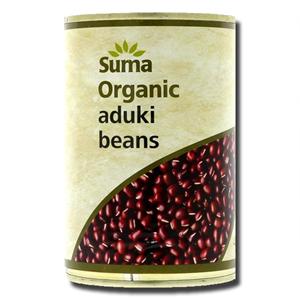Suma Aduki Beans 400g