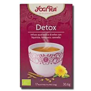 Yogi Tea Detox 17 Bags
