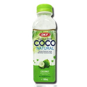 OKF Coconut Drink Natural 500ml