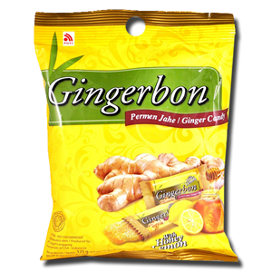 Agel Gingerbon Honey Lemon 125g