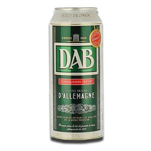 Dab D'allemagne Beer 500ml