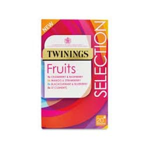 Twinigs Fruit Selection 20' Teabags