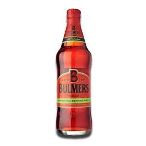 Bulmers Crushed Red berries and Lime 500ml
