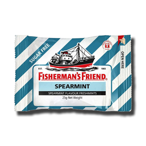 Fisherman's Friend Spearmint 25g