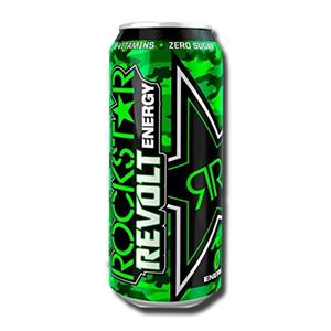 Rockstar Energy Drink Killer Citrus 500ml