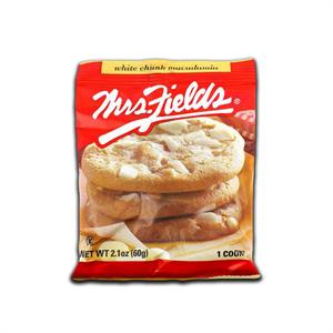 Mrs. Fields Cookie White Chocolate Macadamia 60g