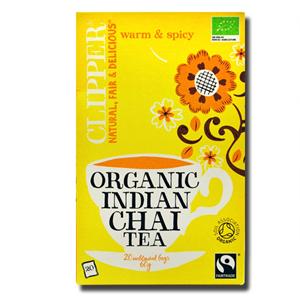 Clipper Organic Indian Chai Tea 20's