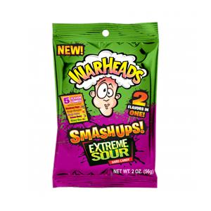 Warheads Smashups Extreme Sour Candy 92g