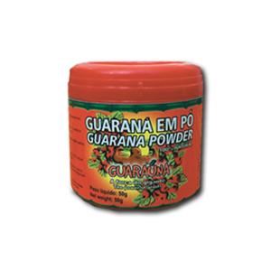 Guaraúna Guaraná em Pó 50g
