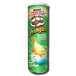 Pringles Sour Cream & Onion 200g