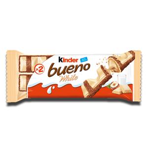 Kinder Bueno White 2 Bars 39g