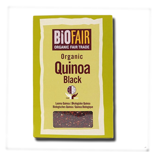 Bio Fair Organic Quinoa Black 400g
