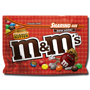 M&M's Peanut Butter 272.2g