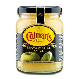 Colman's Bramley Apple Sauce 155g