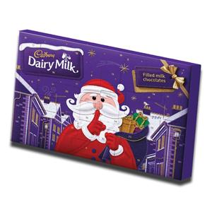 Cadbury Dairy Milk Super Advent Calendar 200g