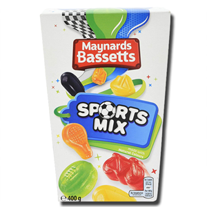 Maynards Bassets Sports Mix 400g