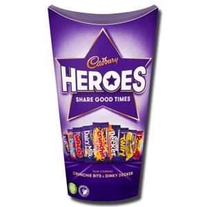 Cadbury Heroes 297g