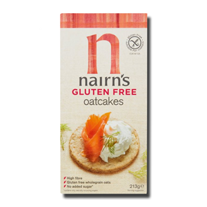 Nairn's Oatcakes Gluten Free 160g