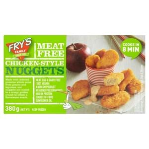 Fry's Meat Free Chicken Nuggets 380g