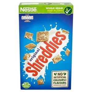 Nestle Shreddies 675g