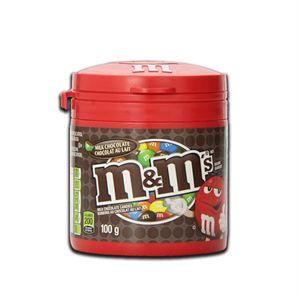 M&M's Chocolate Bottle 100g