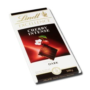 Lindt Excellence Dark Cherry 100g
