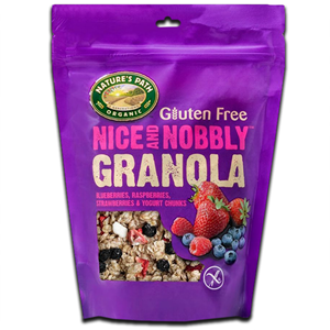 Nature's Path Gluten Free Granola Mixed Berry 312g