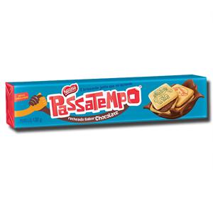 Nestlé Passatempo Sabor Chocolate 130g