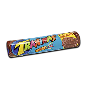 Trakinas Chocolate 126g