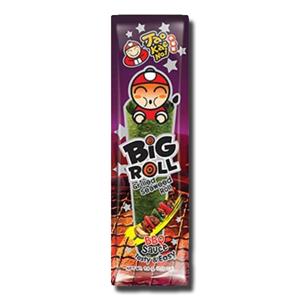 Tao Kae Noi Big Roll Seaweed BBQ Sauce 3.6g