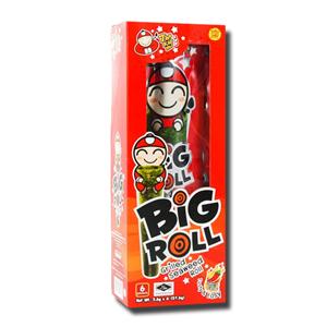 Tao Kae Noi Big Roll Seaweed Spicy 3.6g