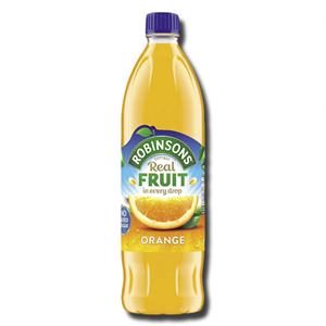 Robinsons No Added Sugar Orange 1L