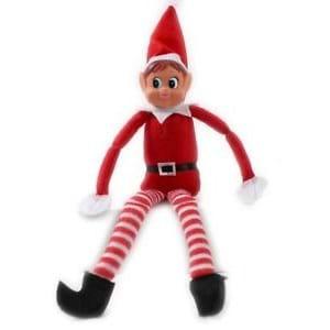 Elves Behavin' Badly Elf Toy