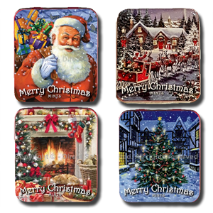 Spencer & Fleetwood Christmas Tin Mints 45g