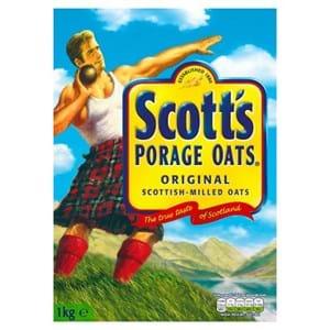 Scott's Original Porridge Oats 500g