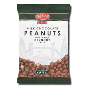 Victoria Milk Chocolate Peanuts 175g