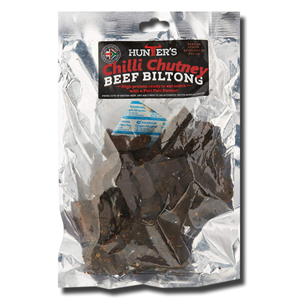 Hunter's Biltong Chilli Chutney 100g