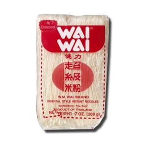 Wai Wai Massa de Arroz Fino 400g