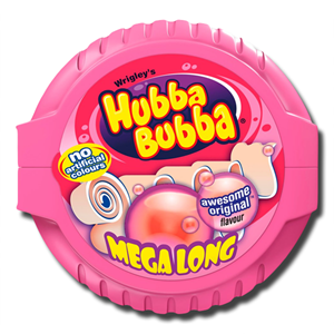 Hubba Bubba Fancy Fruit Tape 56g