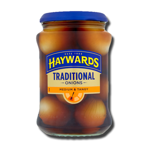 Haywards Medium & Tangy Pickled Onions 400g
