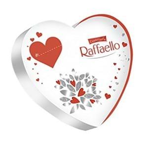 Raffaello Heart Valentine Box 140g