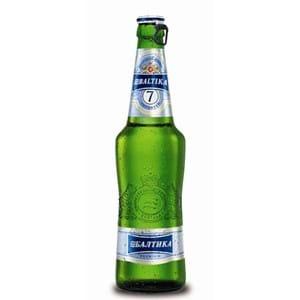 Cerveja Baltika N7 5.4% 470ml