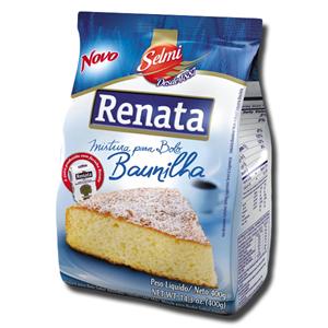 Renata Mix Bolo Baunilha 400g