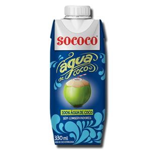 Sococo Agua de Coco 330ml