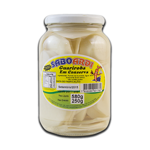 Aroma D'Minas Conserva Guariroba 500g